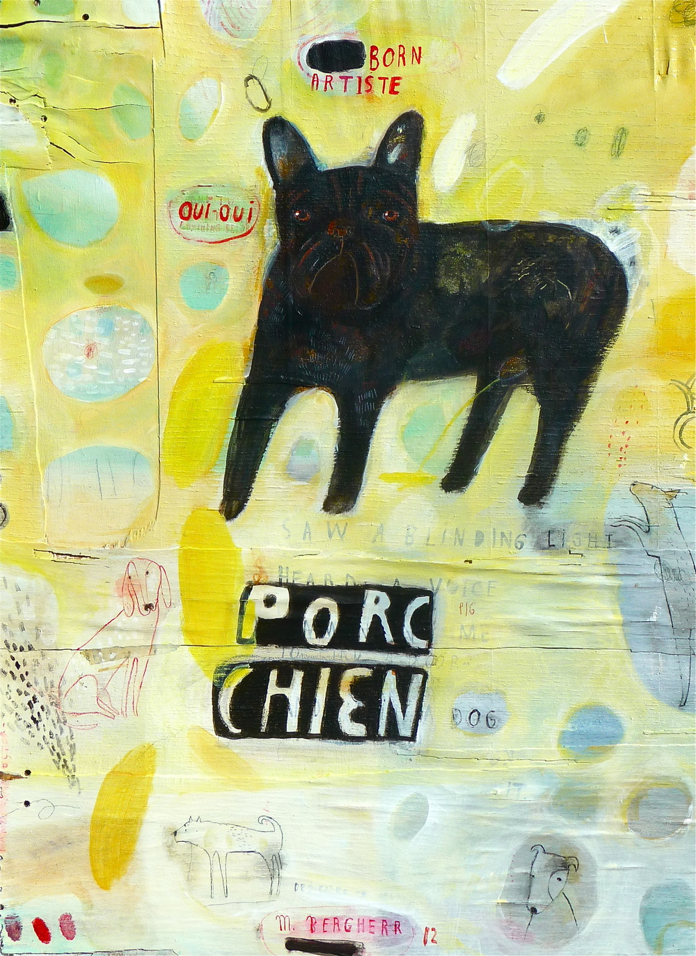 Pork Chien (pid dog)
