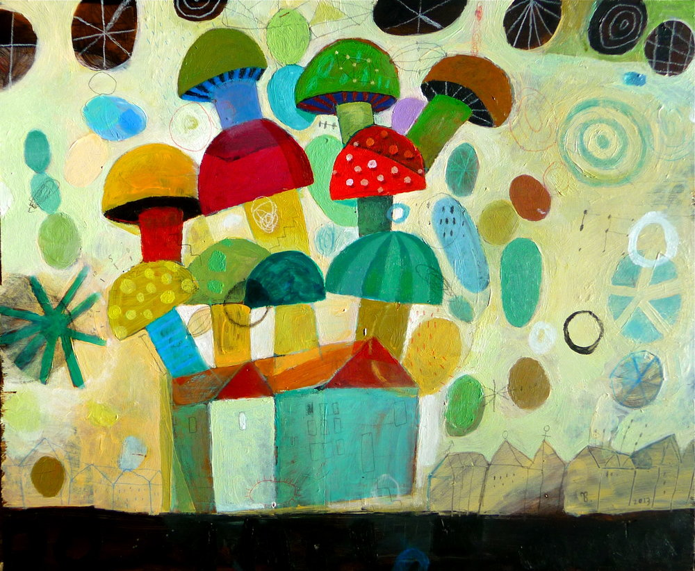 Mushroom Lovers Home Addition   11 x 11  $450