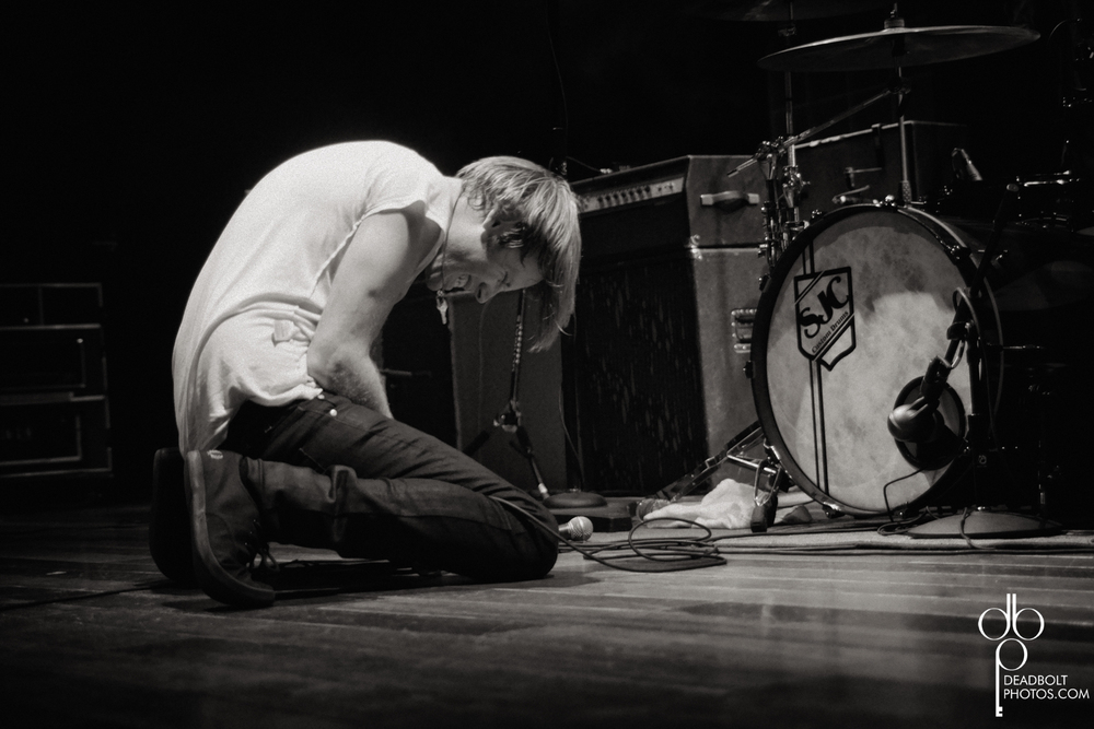Geoff Rickly, United Nations