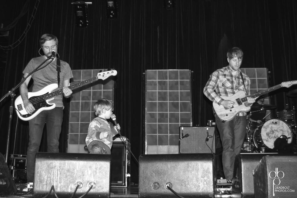 Nick Beard, Brendan Ekstrom and James