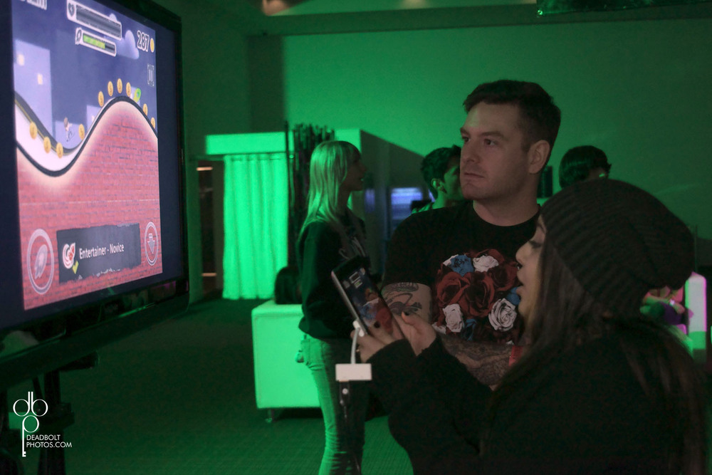 Buddy of Senses Fail playing his game