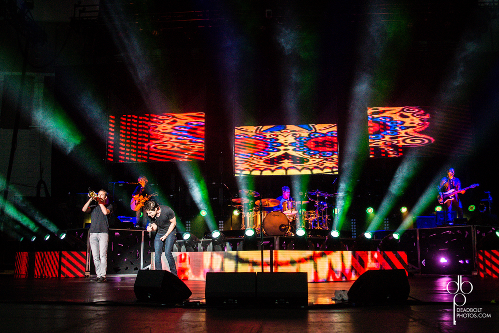 Train Performing at PNC Bank Arts Center