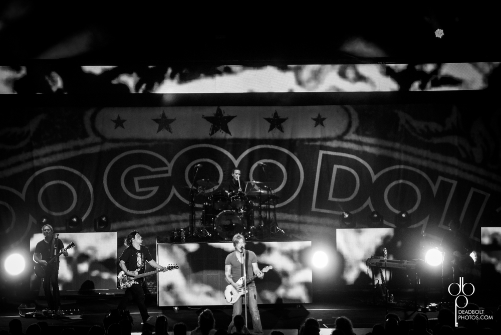 Goo Goo Dolls co-headling tour with Matchbox Twenty