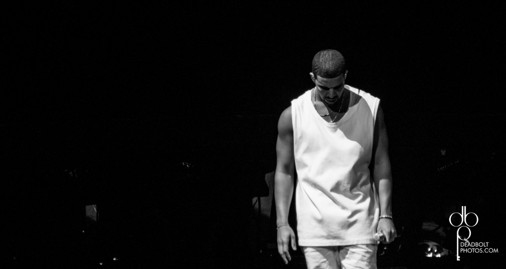 Drake at Prudential Center