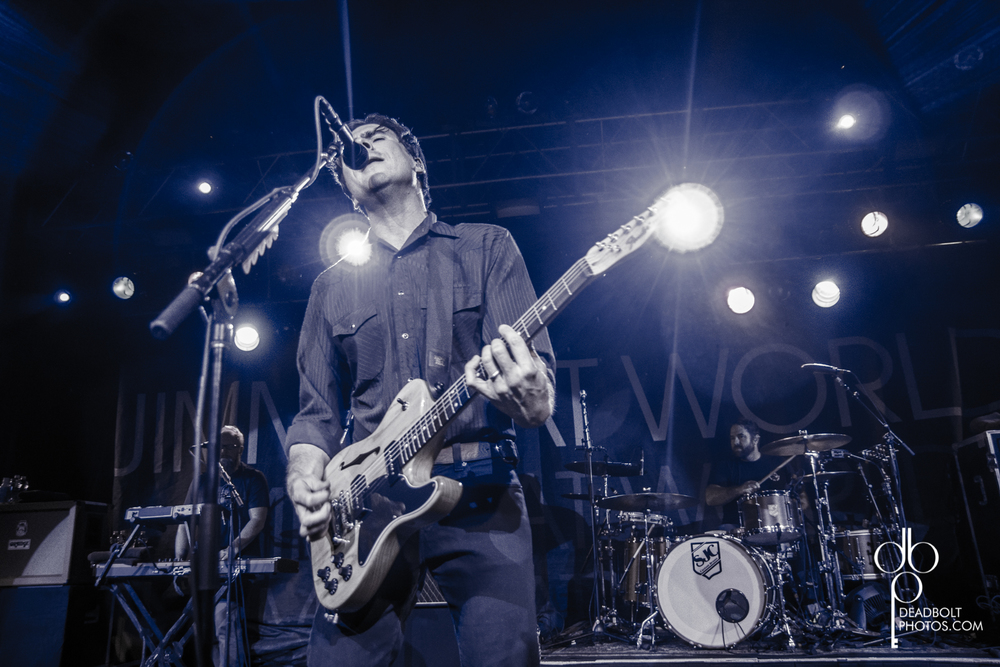 Jimmy Eat World, Starland Ballroom 12-14-13