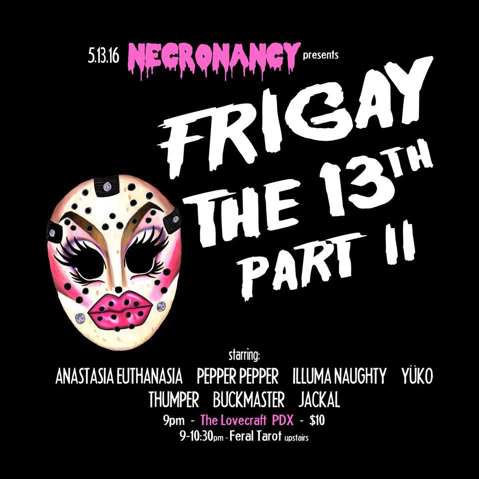 sc 1 st  Pepper Pepper & Frigay the 13th NecroNancy @ Lovecraft Bar u2014 PEPPER||PEPPER