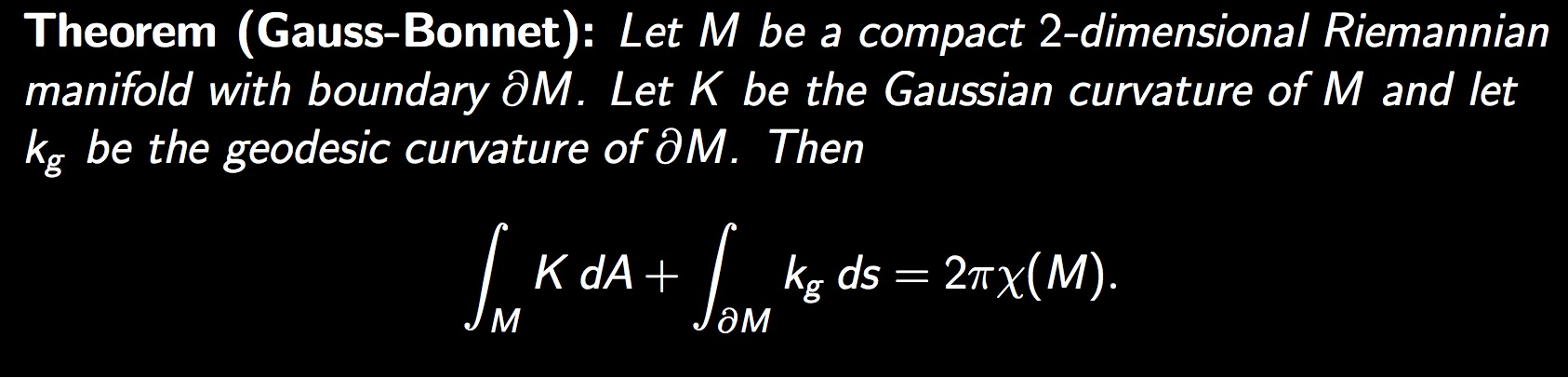b7d06831 My Favorite Theorem — Kevin Knudson