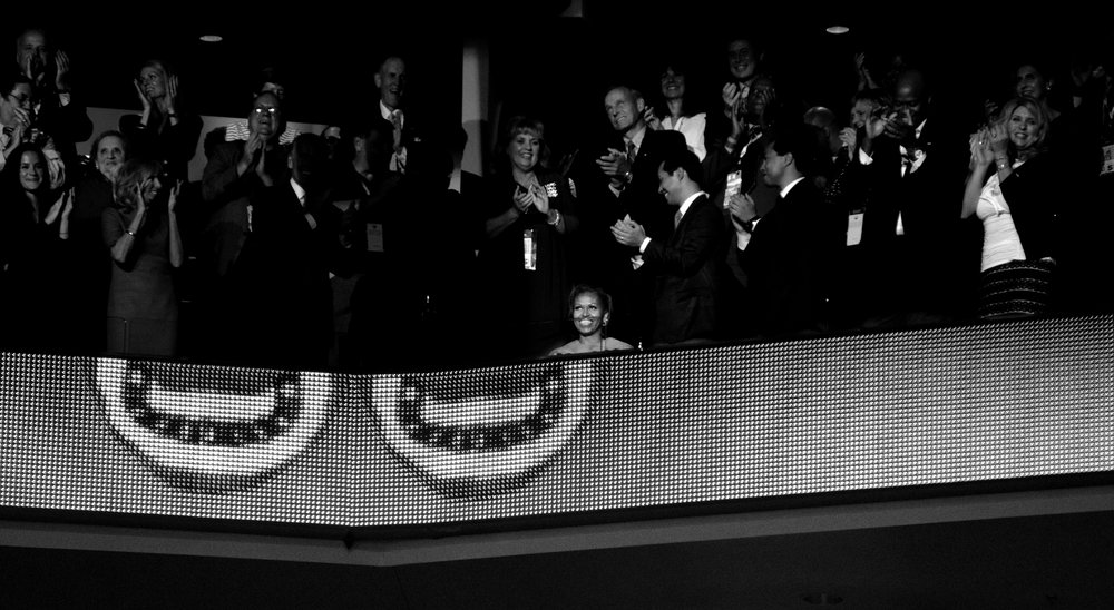 2012 DNC – Charlotte, North Carolina