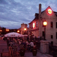 View in the heart of the Village of Wauwatosa