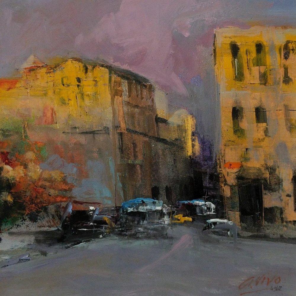 Vivo - URUGUAY, Painting: