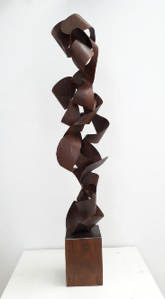 Spinosa - BRASIL, SculptureRusty Waves