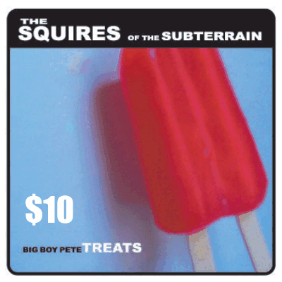 BIG BOY PETE TREATS $10.00