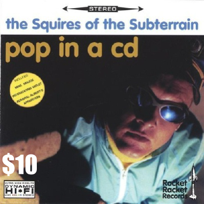 POP IN A CD $10.00