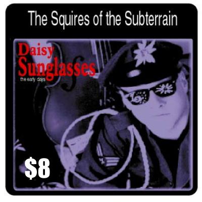 DAISY SUNGLASSES $8.00