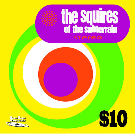 THE SQUIRES OF THE SUBTERRAIN $10