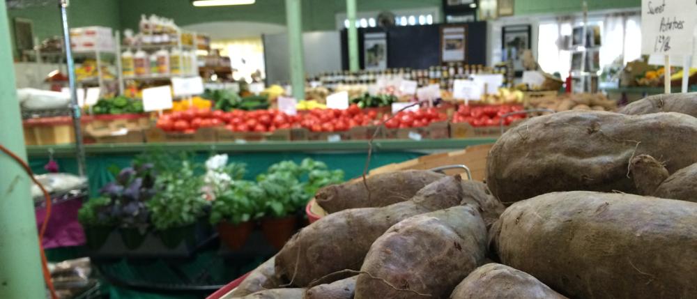 Mecklenburg County Market