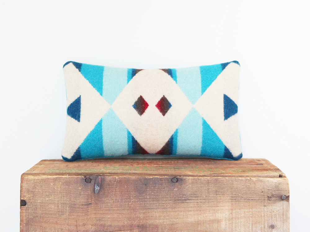 Pendleton Pillow / Glacier S