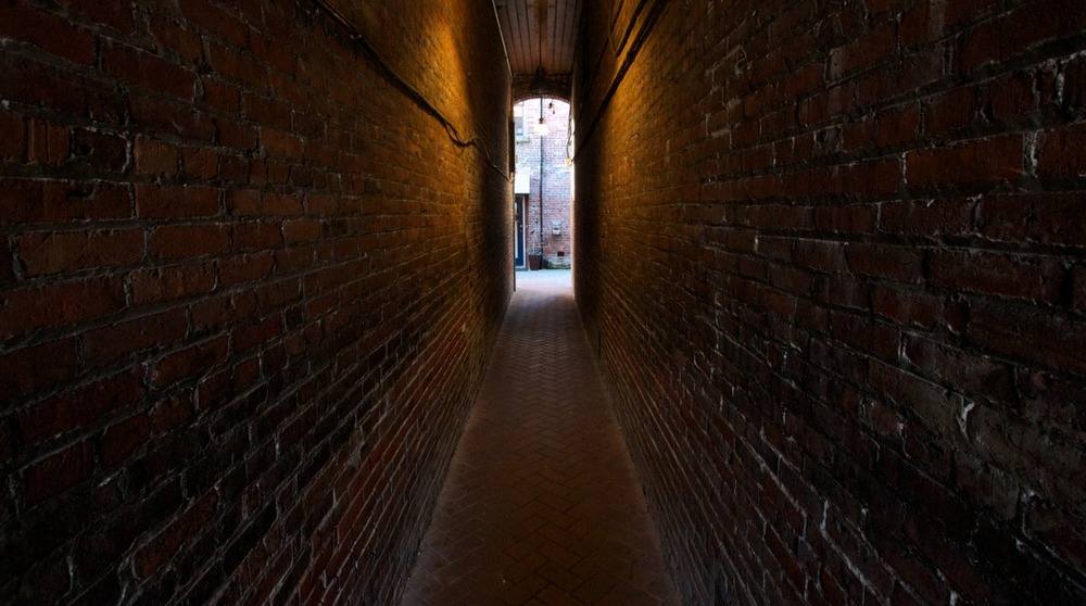 2012-02-04 at 15-15-43 alley, architecture, bricks, confined, narrow, old, urban, victoria.jpg