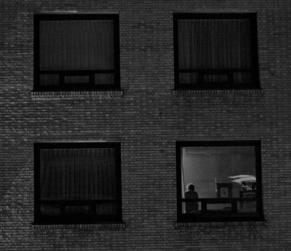 2010-03-10 at 00-38-39 alone, architecture, brick wall, depression, loneliness, portland, sad, street life, window.jpg
