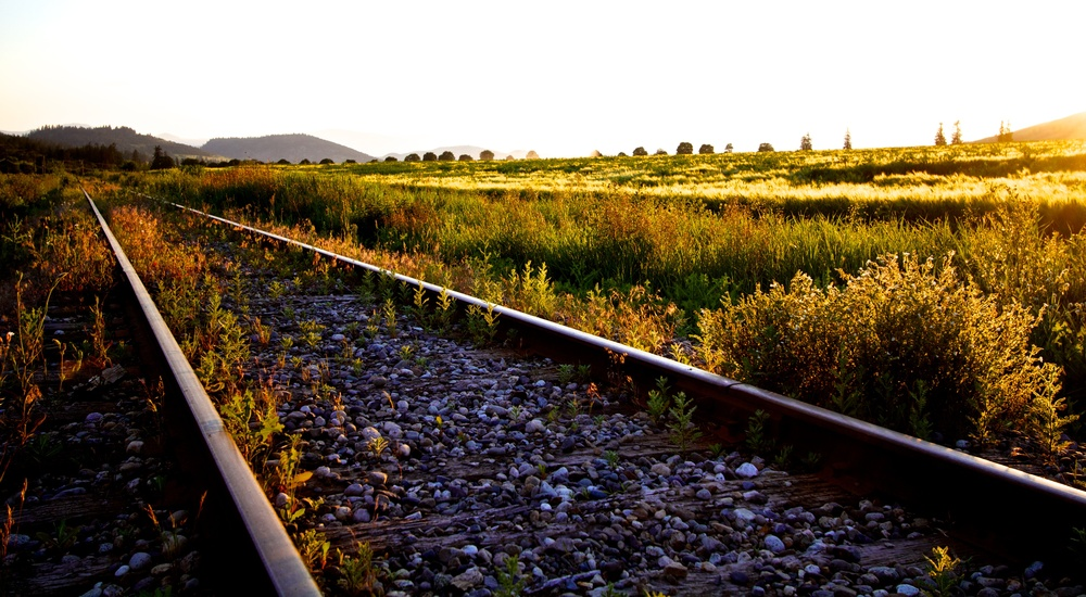 2013-07-08 at 20-31-56 Train, Tracks, Purple, Sunset, Yellow, Rocks.jpg