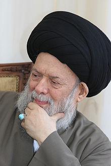 Grand Ayatollah Muhammad Hussein Fadl-Allāh