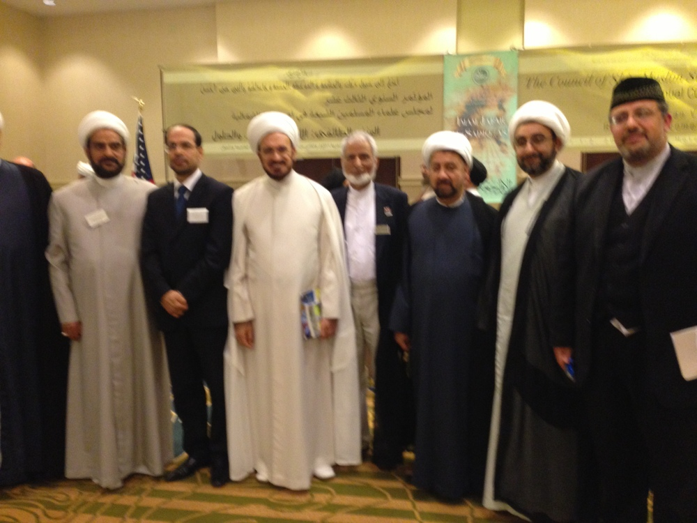Shia Islam In The Americas: 09/01/13: 13th Annual Conference Of The Council Of Shia