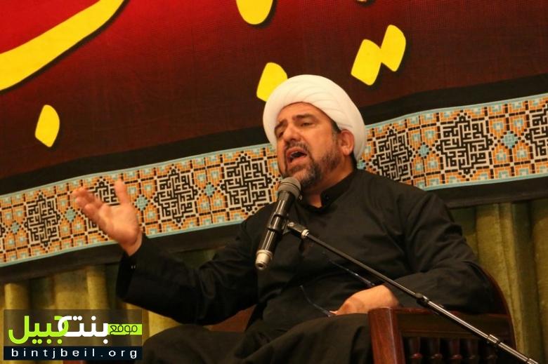 2016 Ashura: Sheikh Fadhil Al-Khatib