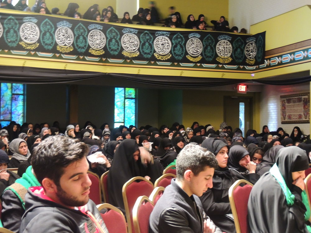 2016 Ashura: Honorable Guests & Youth Reciters