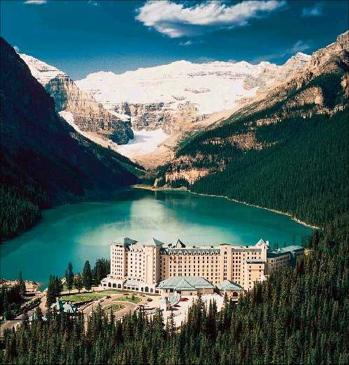 Inspiration Photo: Stock photo of Lake Louise