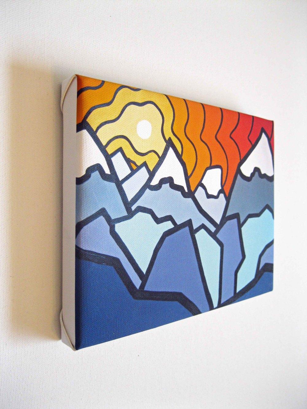 6x8 Canvas Print