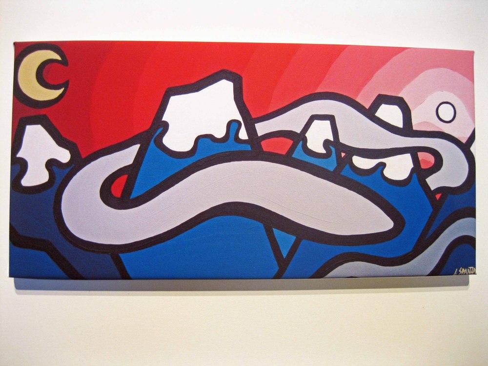 9x18 Canvas Print