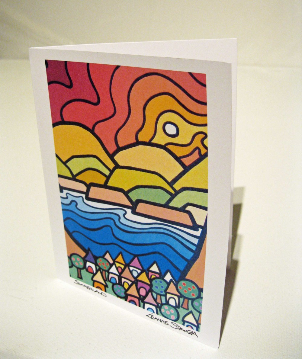 5x7 Card with 4x6 Image