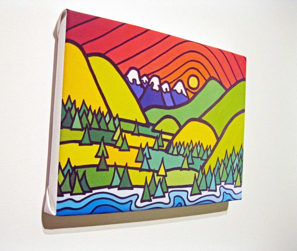 "6""x8"" Canvas Print"