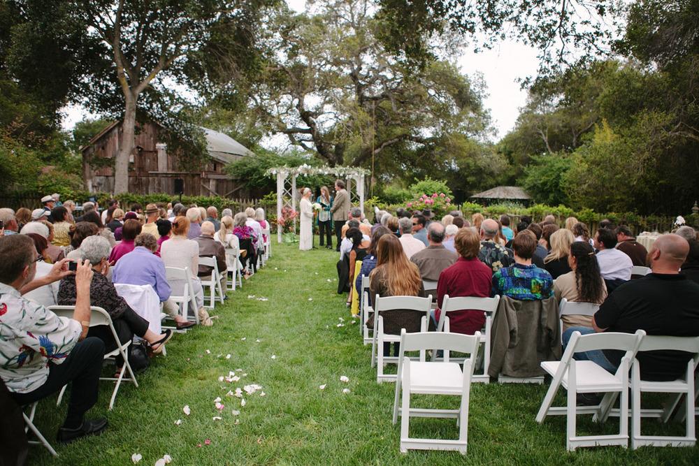 santa cruz wedding Live Oak Ranch victorian