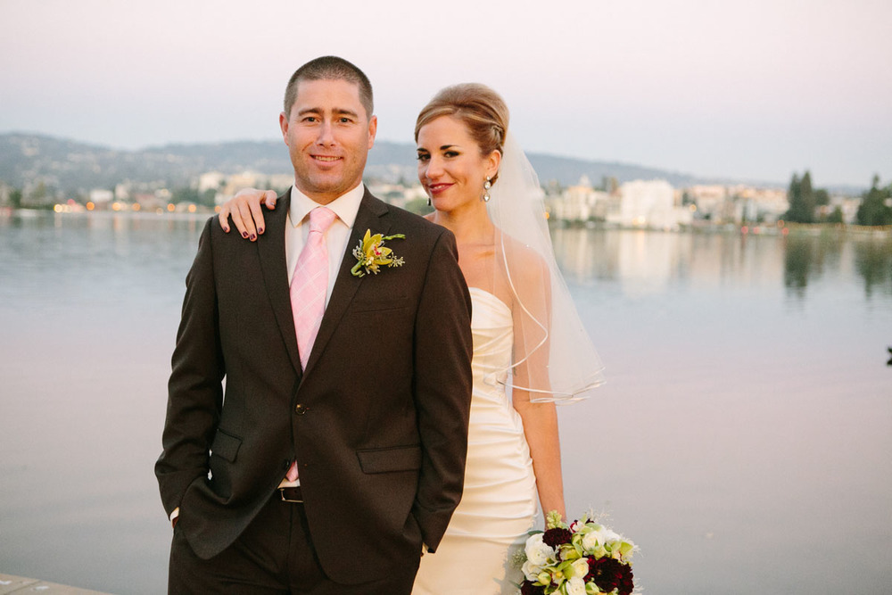 lake chalet wedding oakland