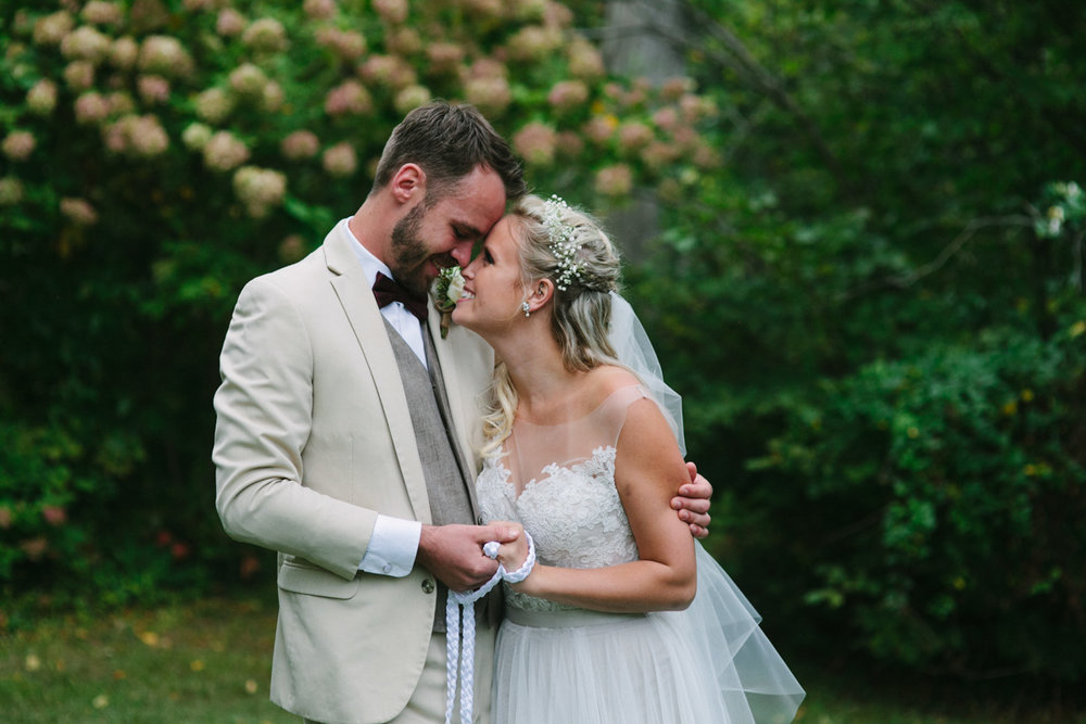 John Tyler Arboretum wedding