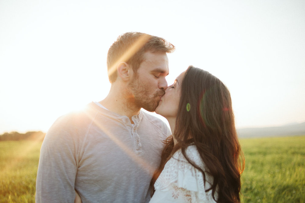 sunset_vermont_engagement_session