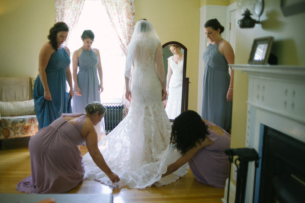 documentary wedding photographer vermont