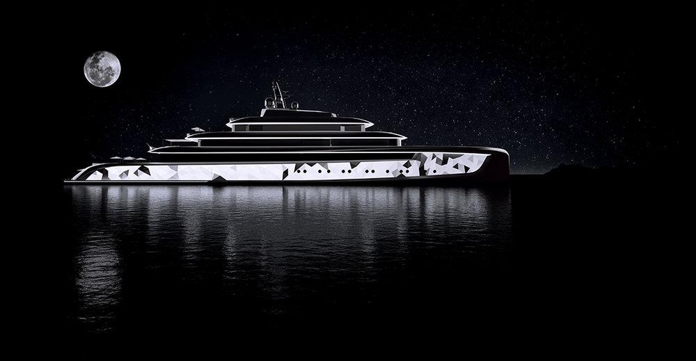 Moonstone - Van Geest Design - Oceanco