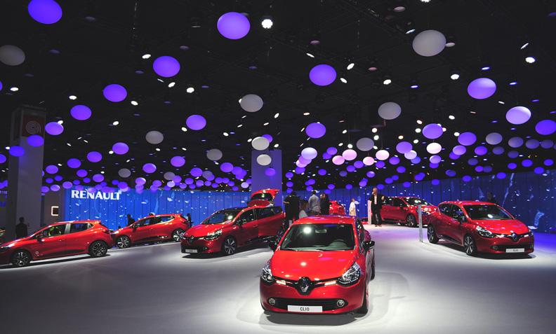 Renault Motor Show - Paris, 2012