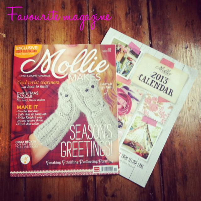 Favourite magazine