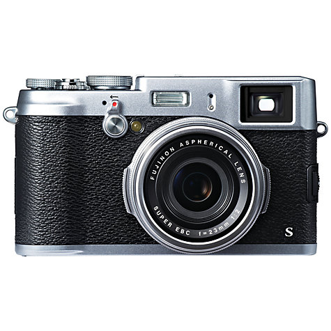 "Fujifilm X100S Digital Camera, HD 1080p, 16.3MP, Dual Viewfinder, 2.8"" LCD Screen"
