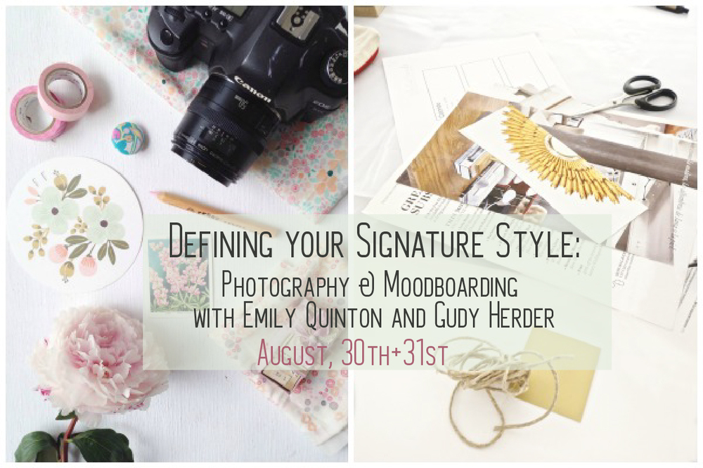 Defining Your Signature Style