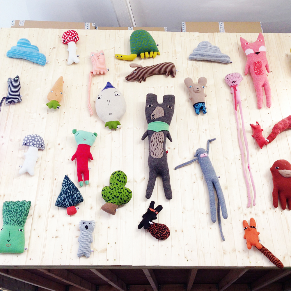 Donna Wilson's Maker Space | Emily Quinton