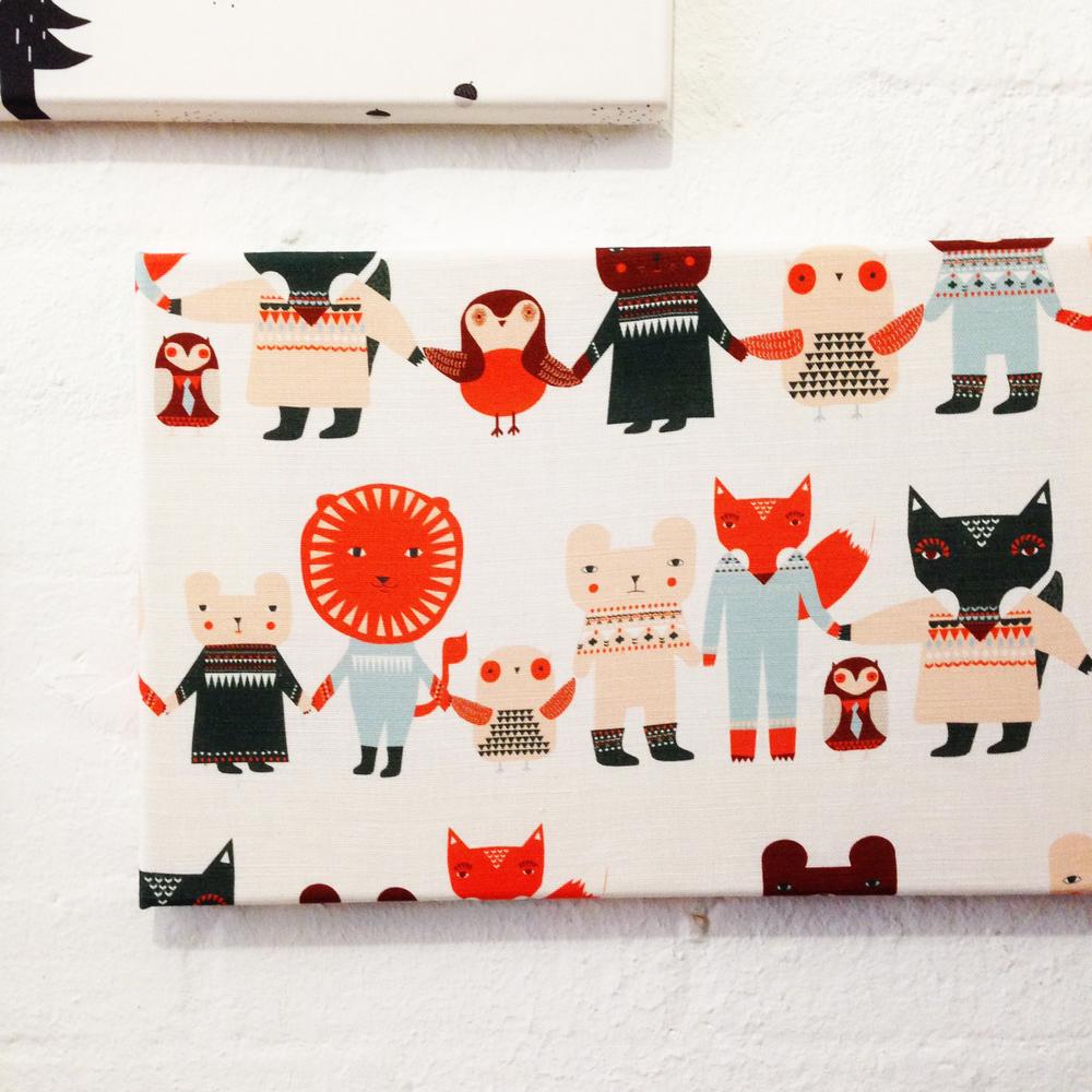 Donna Wilson's Maker Spaces | Emily Quinton