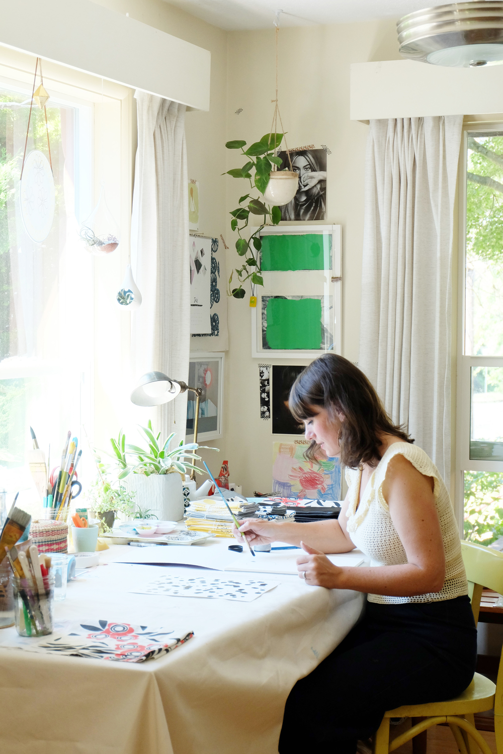 Anna Joyce's Maker Spaces | Emily Quinton