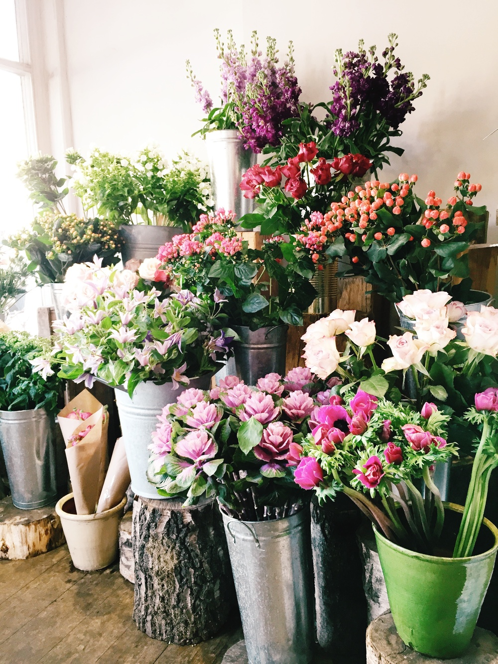 The Fresh Flowers Company | Makelight