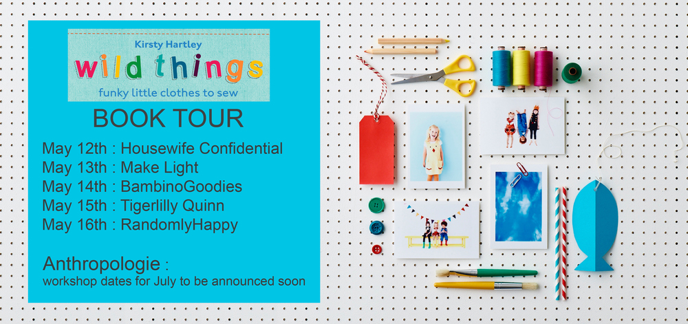 Wild Things Book Tour