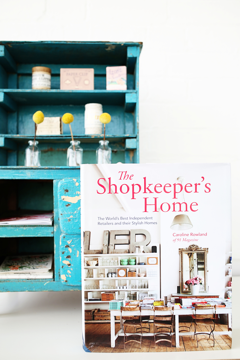 The Shopkeeper's Home Book Review