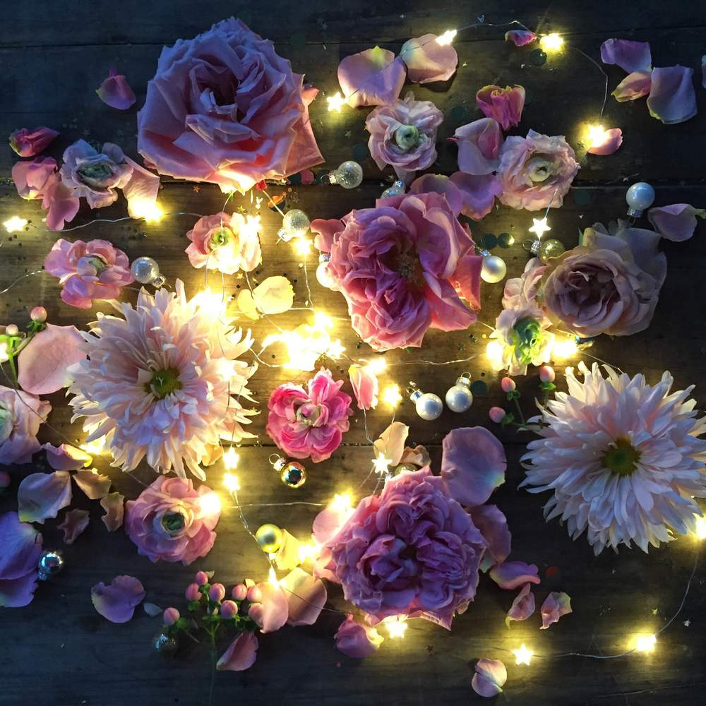 Photographing Fairy Lights : Makelight